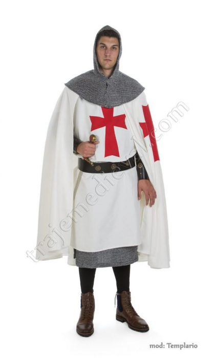 Traje Templario