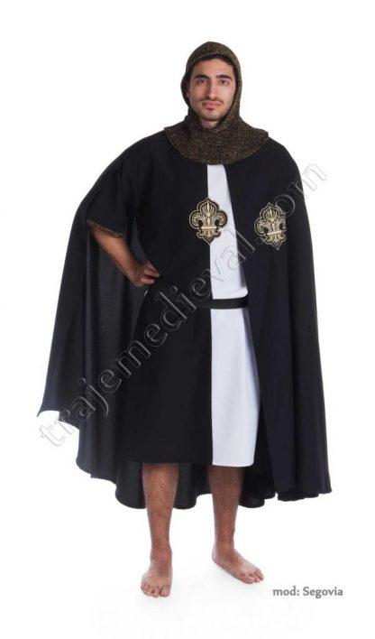 Caballero Segovia Negro