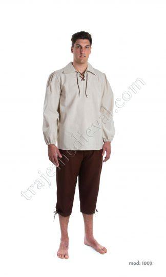 camisa manga larga