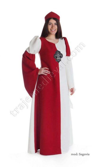 Dama Segovia Rojo
